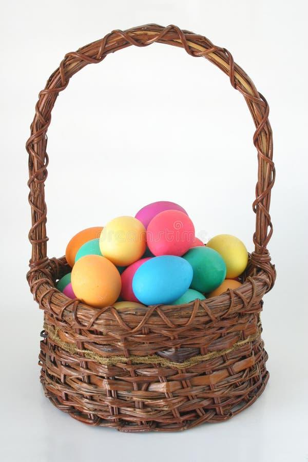 цветастые яичка стоковое фото rf