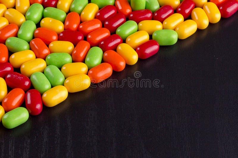 Download цветастые dragees стоковое изображение. изображение насчитывающей пестроткано - 40575473