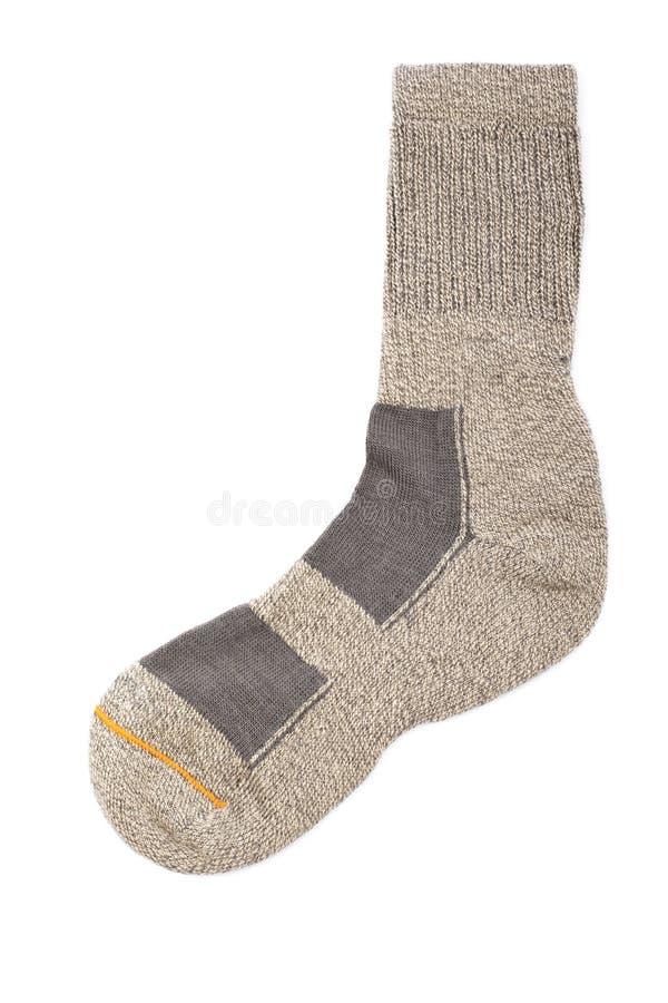 цветастый носок стоковые фотографии rf