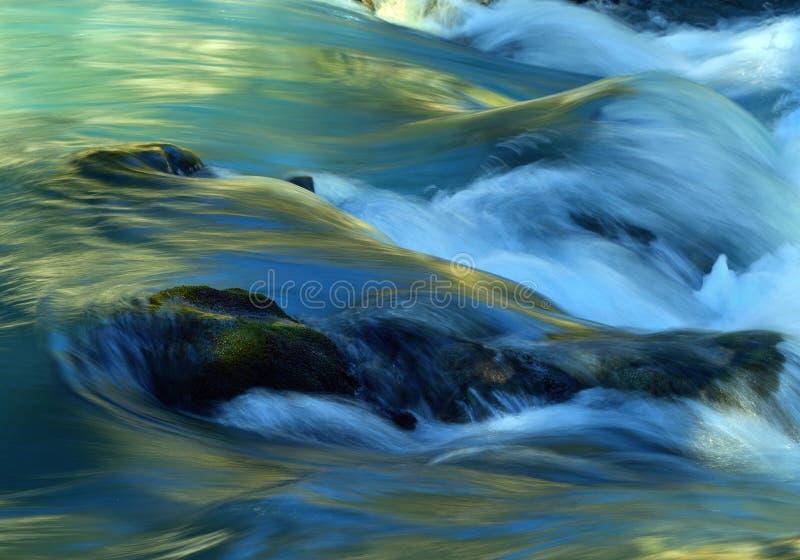 цветастый поток стоковая фотография rf