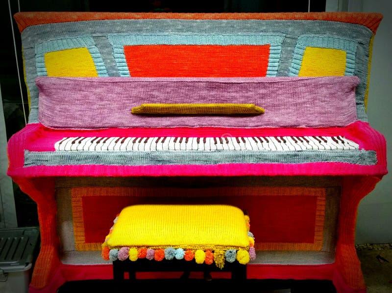 цветастый рояль стоковые фото