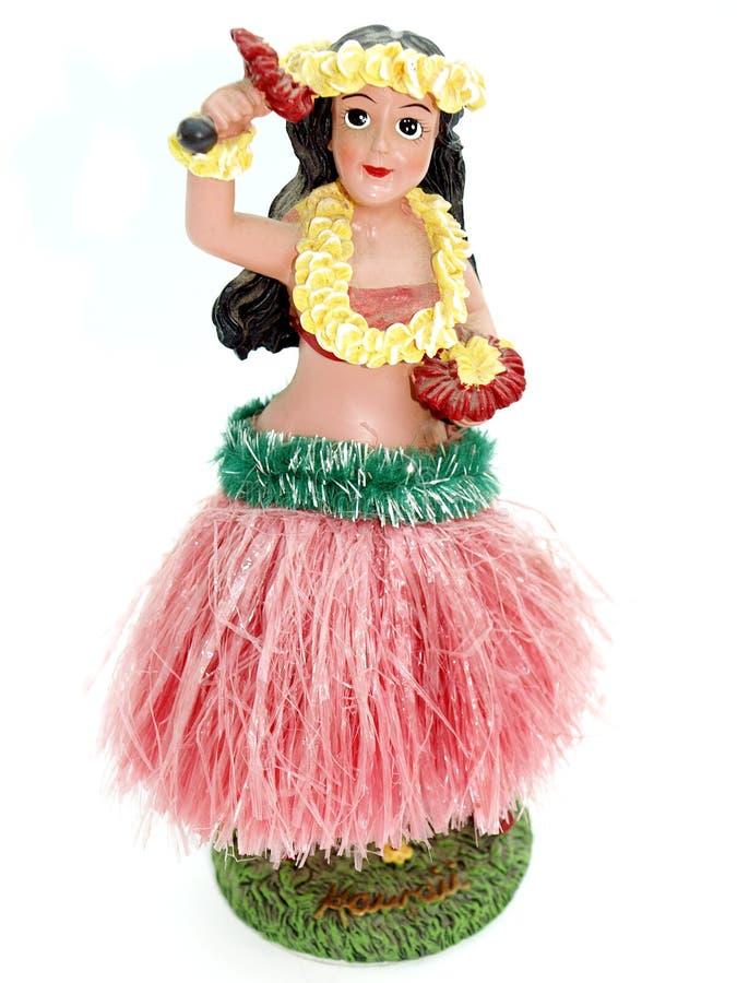 цветастый hawaiian куклы стоковые фото