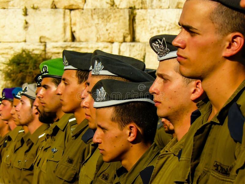 Цвета Израиля стоковое изображение rf