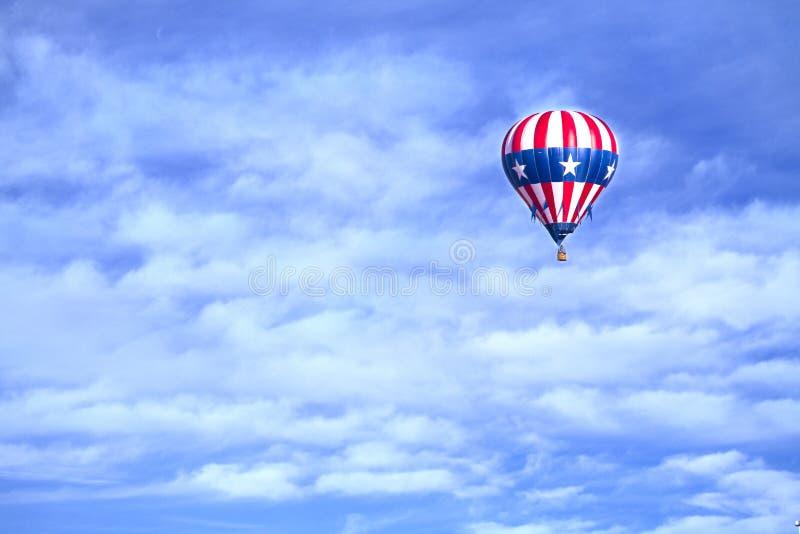 Цвета летания стоковая фотография