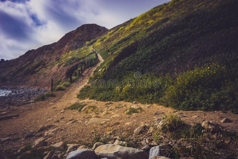 Цветене 2017, Rancho Palos Verdes Калифорнии супер стоковая фотография rf