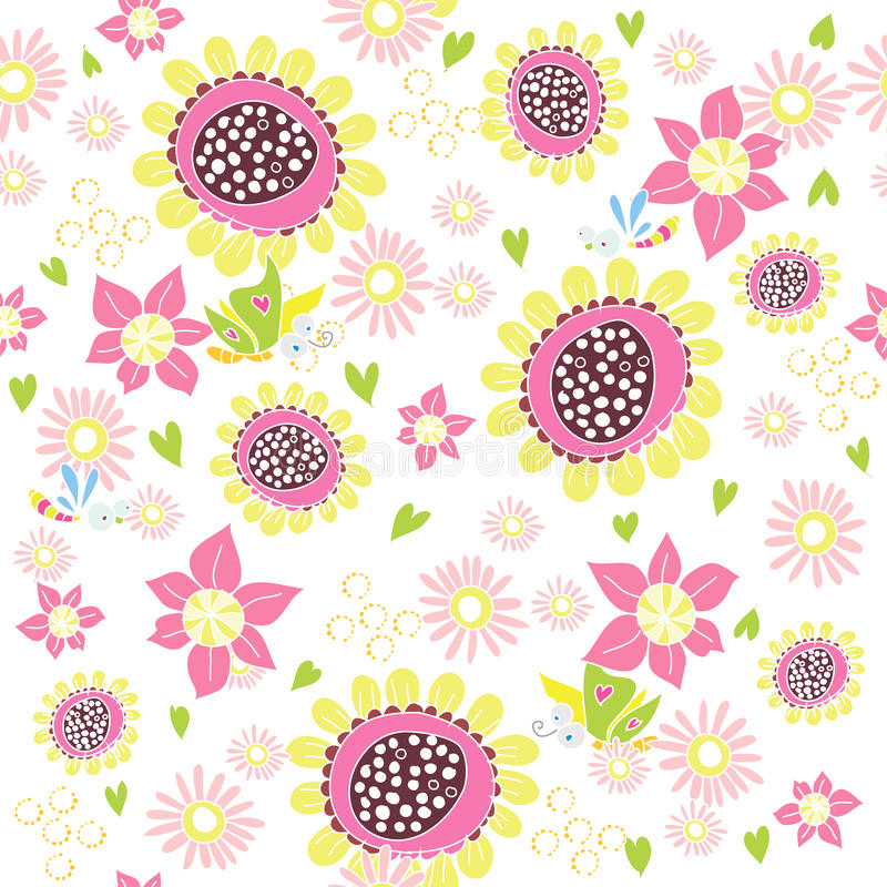 цветет потеха Стоковые Изображения