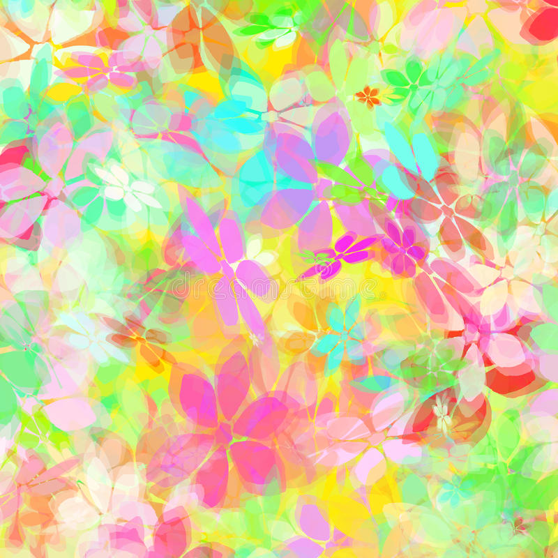 Цветет предпосылка стоковые изображения rf