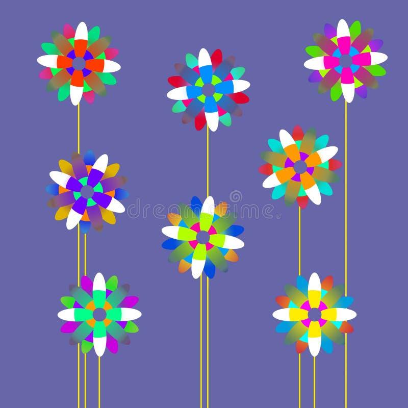 Цветет предпосылка стоковое изображение