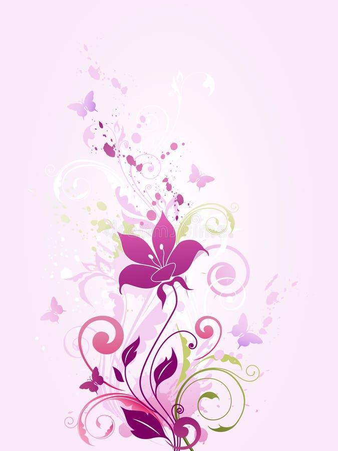 цветет фиолет бесплатная иллюстрация