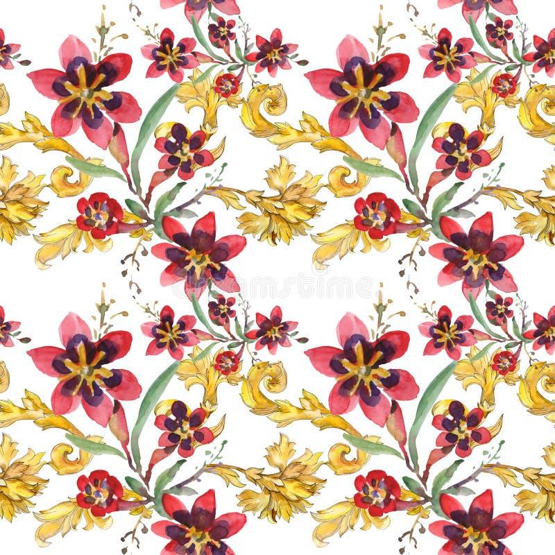 Цветки букетов флористические ботанические r r стоковые фото