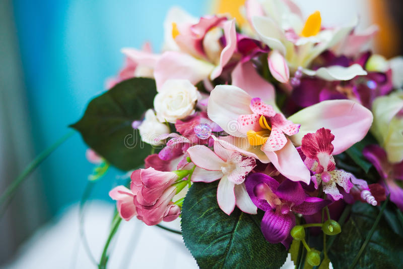 Цветки венчания стоковые фото
