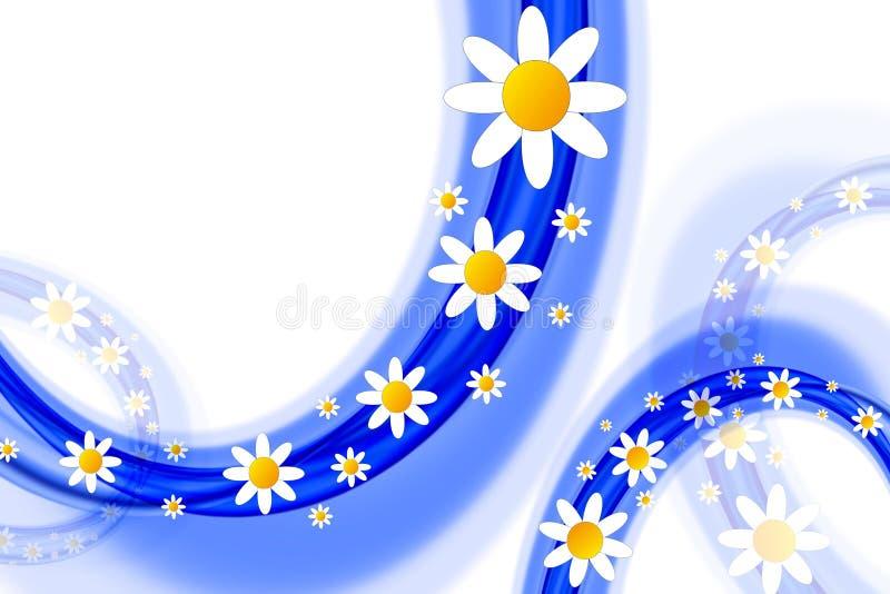 Цветки весны иллюстрация вектора