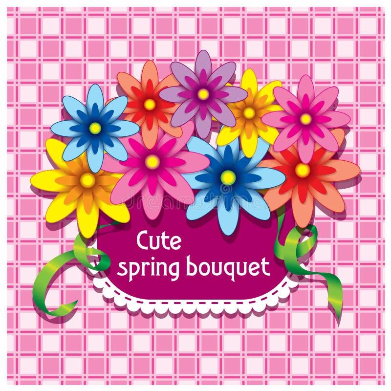 Цветки в карманн стоковое изображение rf