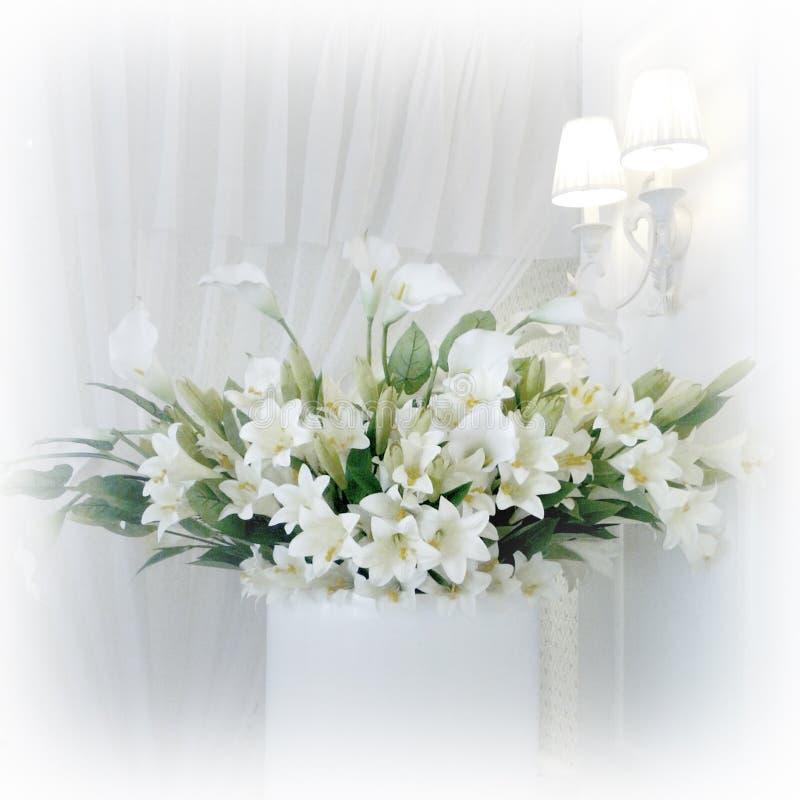 Цветки лилии стоковые фотографии rf