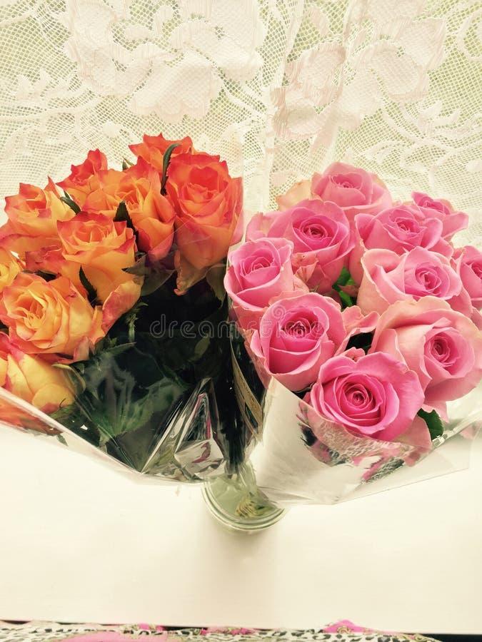 Цветки для праздновать стоковая фотография