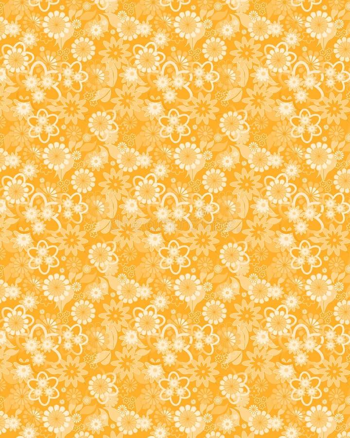 цветки 1 предпосылки иллюстрация вектора