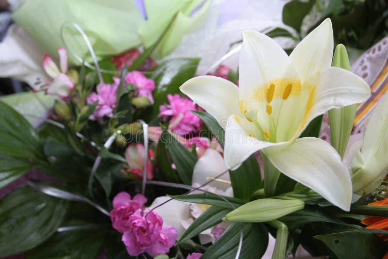 цветки wedding стоковая фотография rf