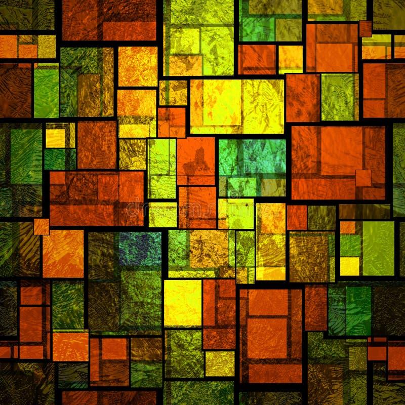 Цветное стекло стоковая фотография rf