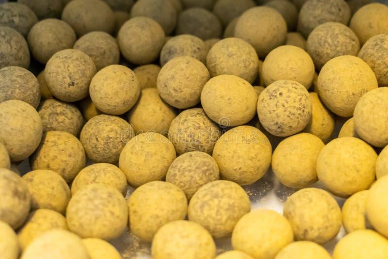 Цветные сладкие конфеты и желе-бобы стоковая фотография rf