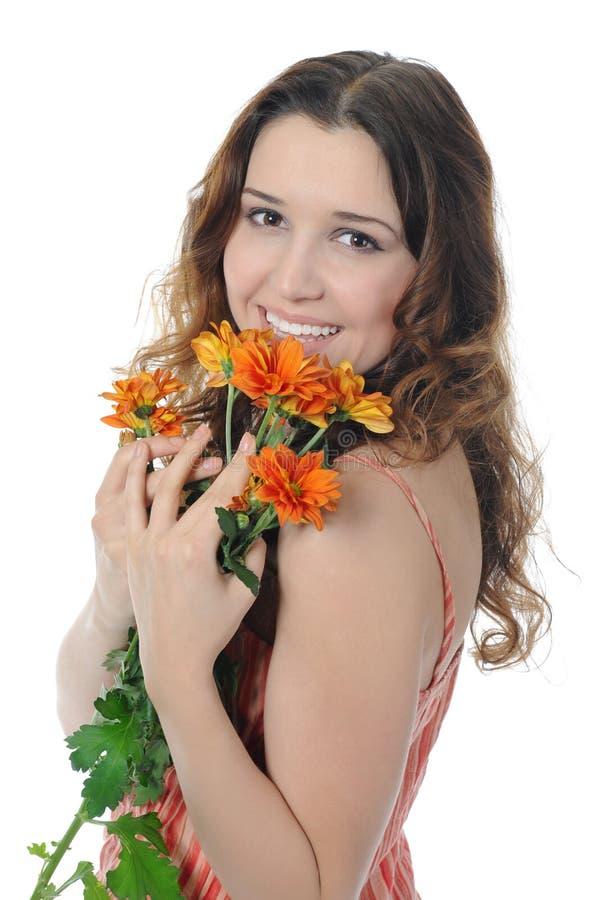 цветок брюнет стоковые фотографии rf