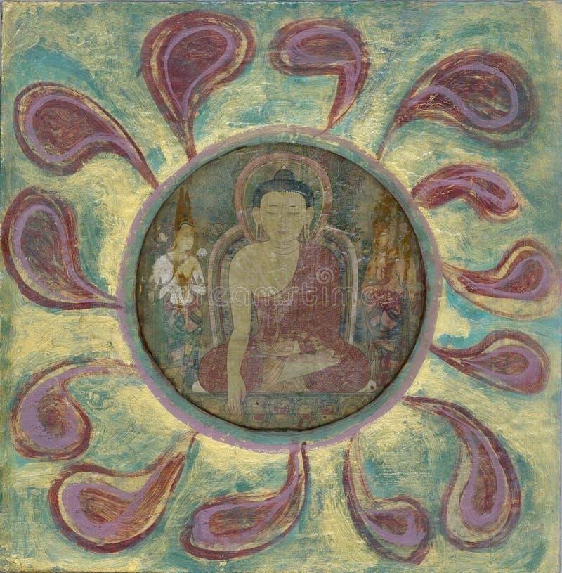 цветок Будды стоковое фото rf