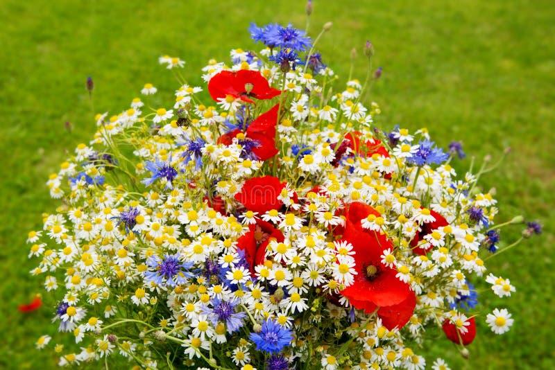 цветок букета одичалый стоковые фотографии rf