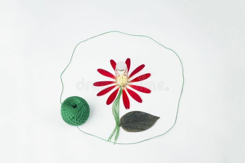 Цветок лекарства стоковые изображения
