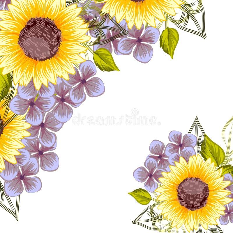 Download цветок предпосылки свежий иллюстрация вектора. иллюстрации насчитывающей цветок - 40591452