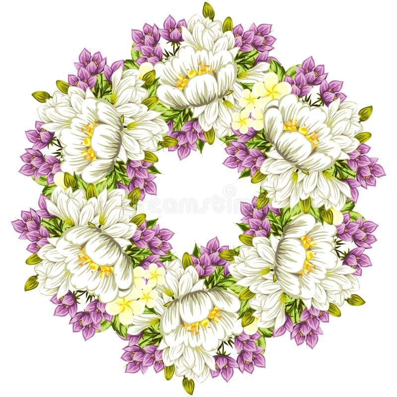 Download цветок предпосылки свежий иллюстрация вектора. иллюстрации насчитывающей день - 40591605