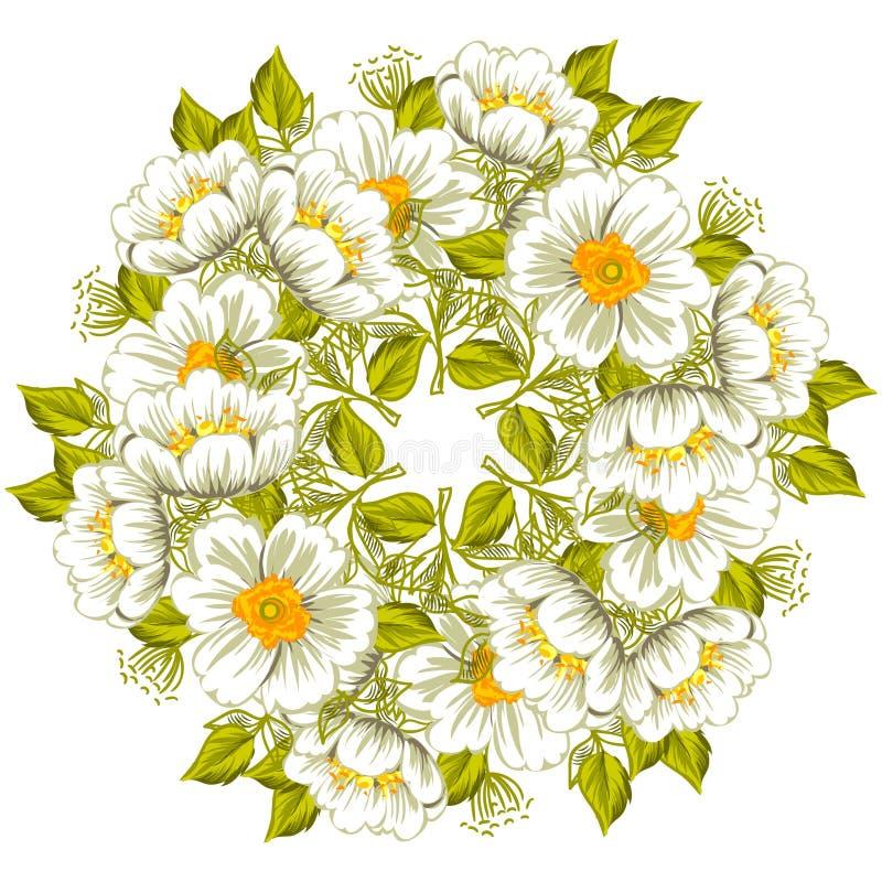 Download цветок предпосылки свежий иллюстрация вектора. иллюстрации насчитывающей конспектов - 40591664