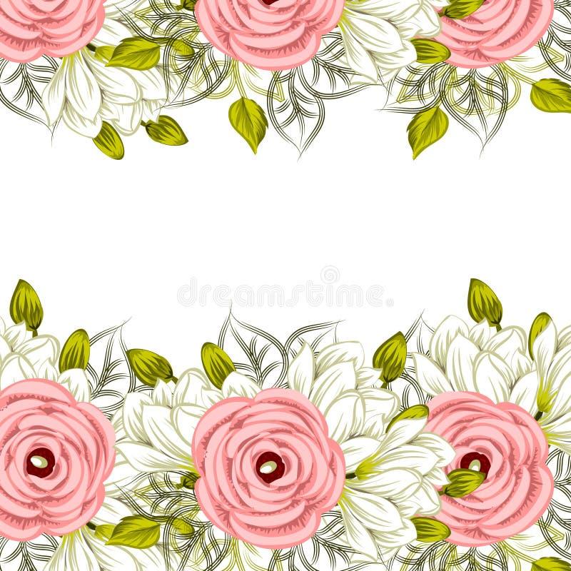 цветок предпосылки свежий бесплатная иллюстрация