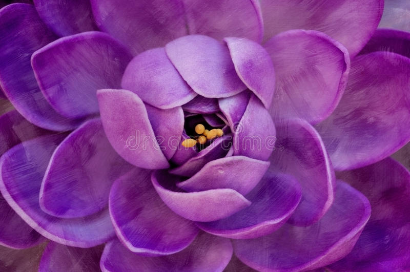 Цветок с краской штрихует текстуру стоковое изображение