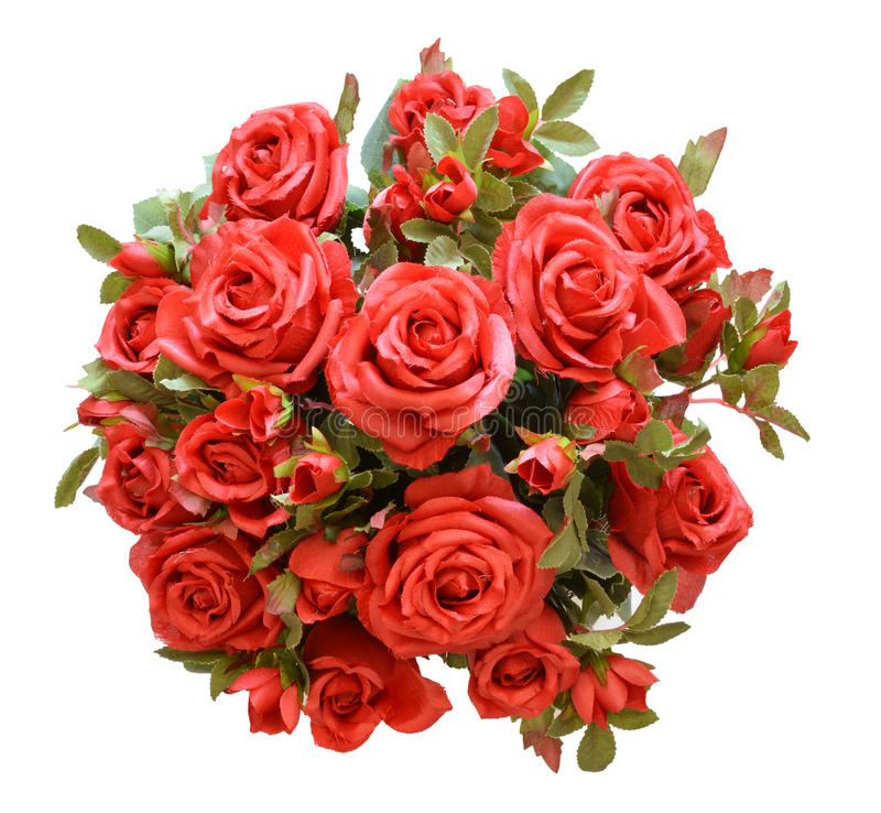 Цветок ткани, флористическая предпосылка стоковые фото