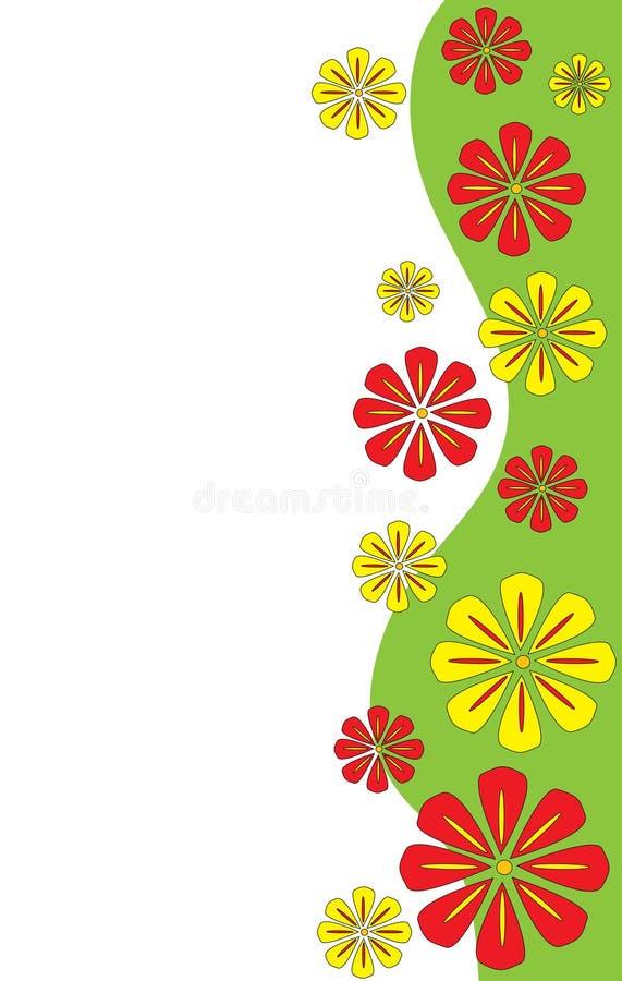цветок иллюстрация штока