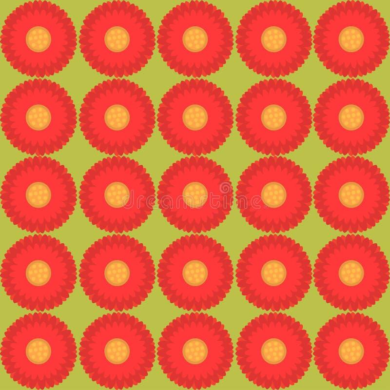 Download Цветочный узор - текстура иллюстрации безшовная Иллюстрация вектора - иллюстрации насчитывающей burgundy, прикрынные: 41652239