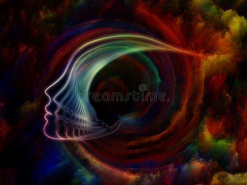 Download Цветы внутрь иллюстрация штока. иллюстрации насчитывающей загадочно - 40589329
