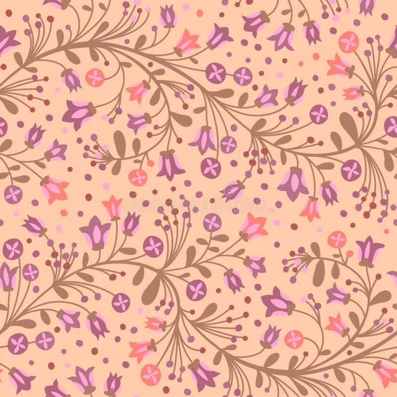 Download Цветя bluebells иллюстрация вектора. иллюстрации насчитывающей ботаническую - 37929298