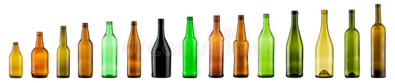 цвет бутылок бесплатная иллюстрация