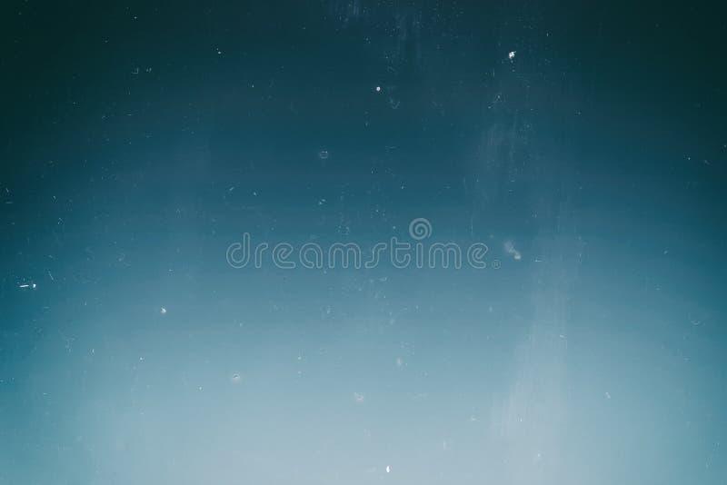 Цвет голубых, бирюзы и aqua Влияние фотографического фильма иллюстрация вектора