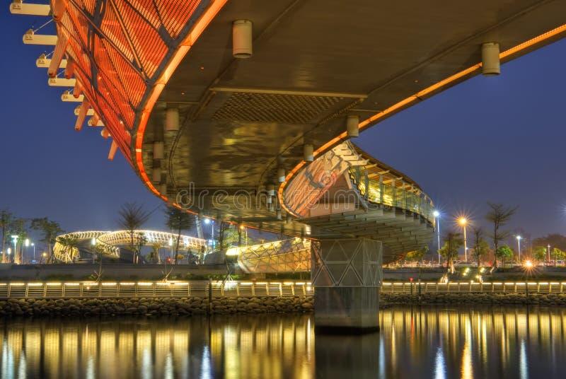 цвет моста самомоднейший стоковое фото