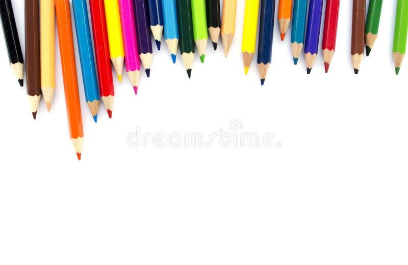 цвет предпосылки рисовал белизну стоковая фотография
