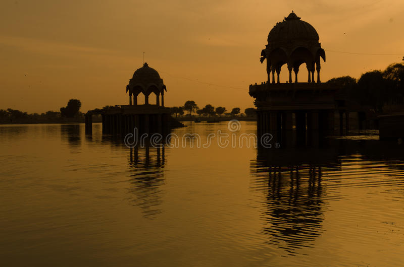 цвет Раджастхана стоковые фото
