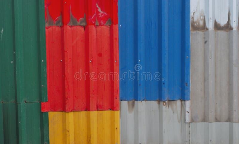 Цвет цинка стоковые фотографии rf