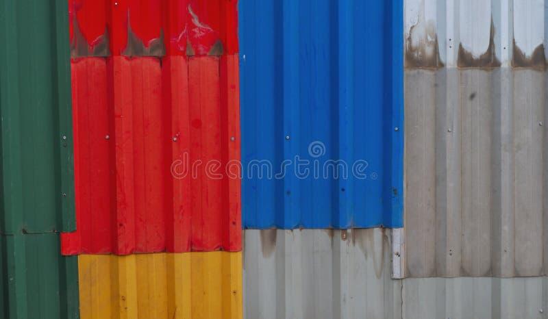 Цвет цинка стоковые изображения