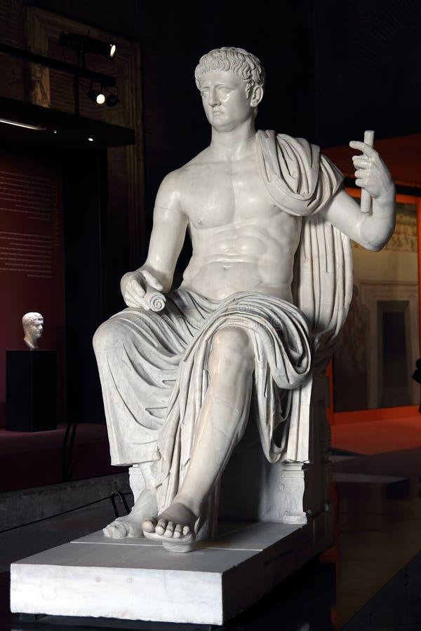 Цезар Augustus стоковое фото