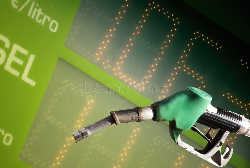 цена на топливо стоковые фотографии rf