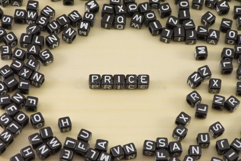 Цена стоковое фото