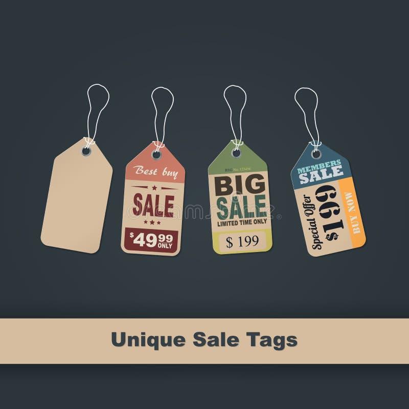 Ценники продажи стоковое фото rf