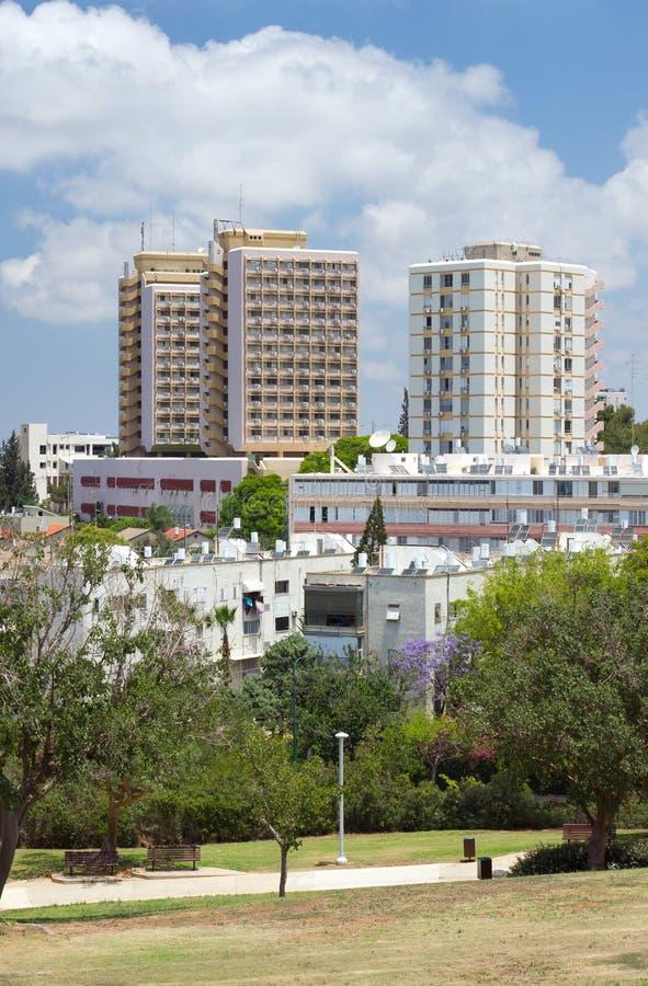 центральный Израиль стоковые фотографии rf
