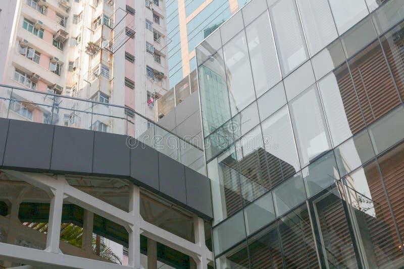 централь, Гонконг 5-ое октября 2014 стоковые фото